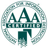 NAID AAA Certified Greenville & Spartanburg