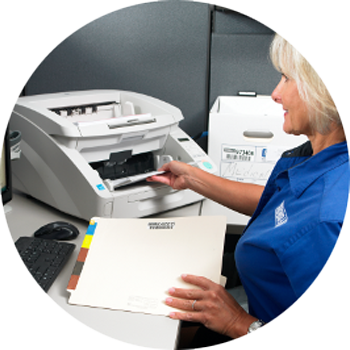 Document Scanning & Imaging Services in Tampa Bay & Greenville